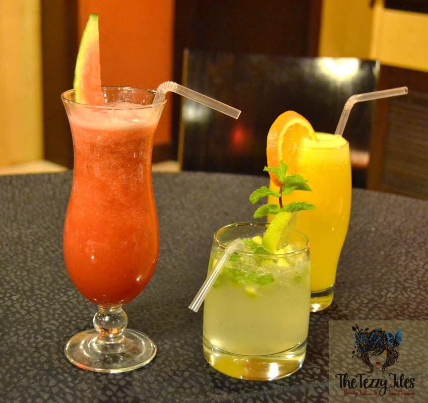 sizzling wok citimax review drinks