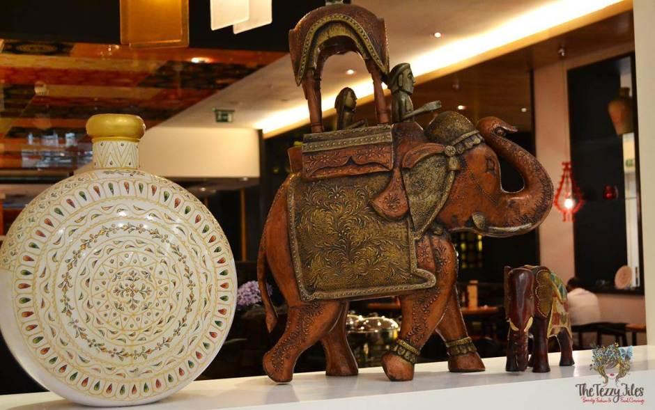 zafran mirdif city centre dubai indian restaurant review