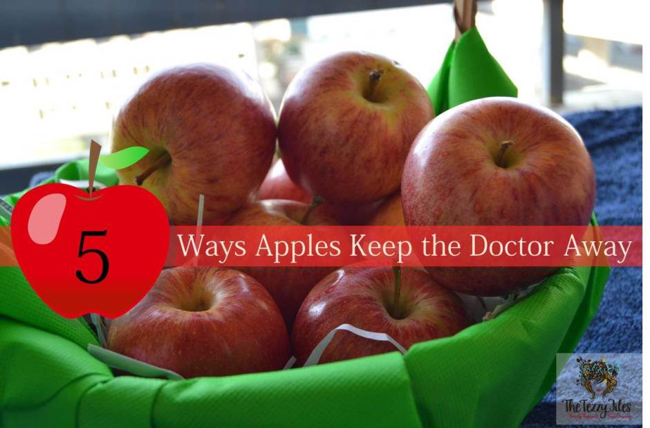 5 ways apples keep the doctor away
