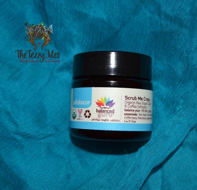 Balanced Guru Scrub Me Crazy Review