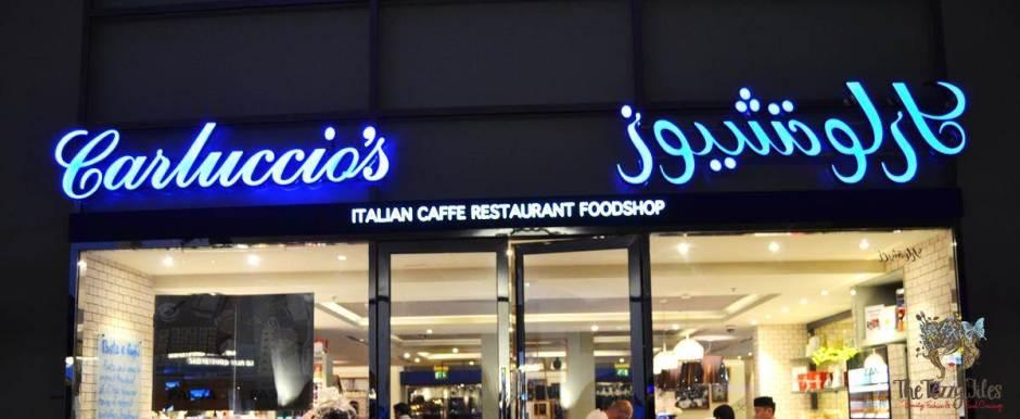 carluccios italian caffe restaurant foodshop dubai review the walk jlt
