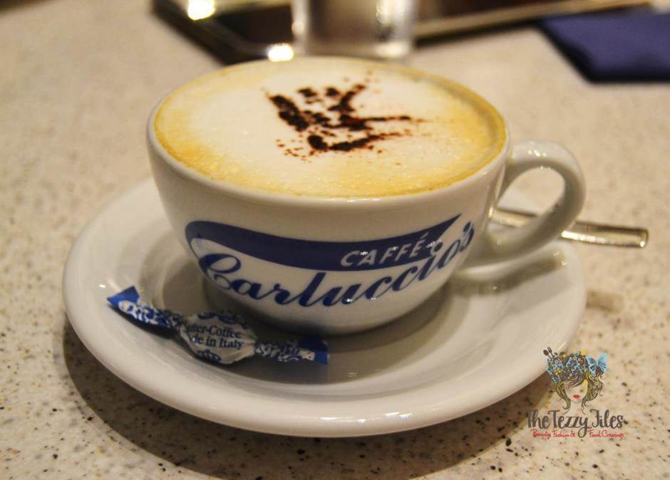 carluccios the walk dubai coffee