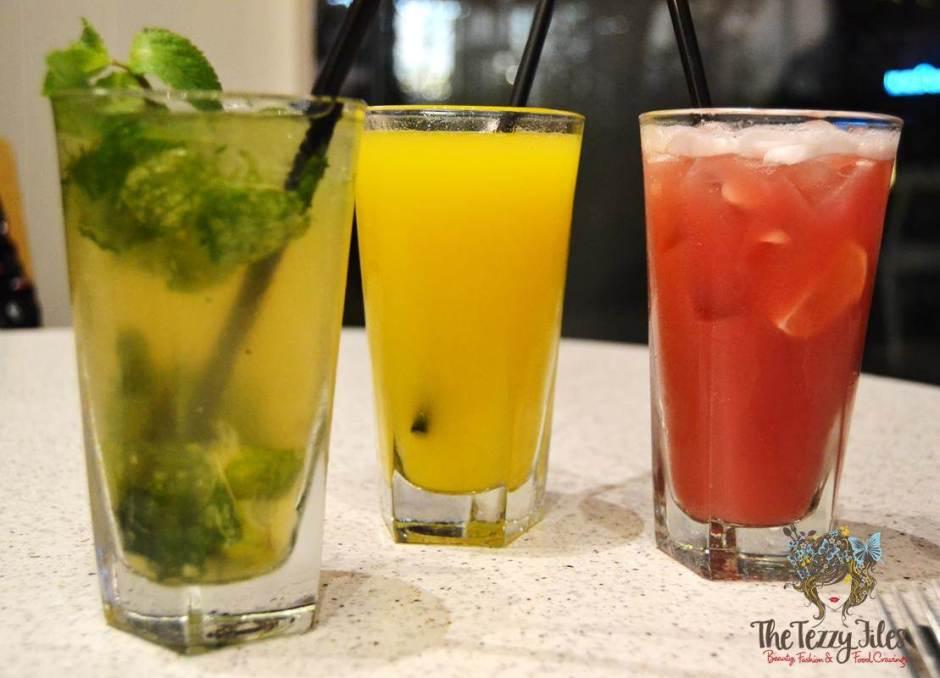 carluccios the walk dubai drinks review
