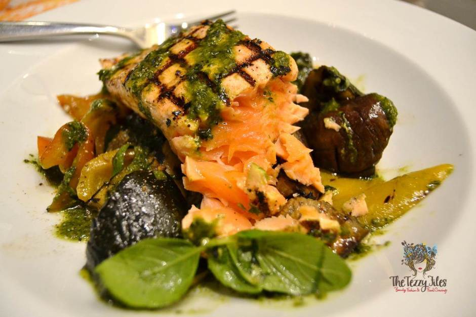 carluccios the walk dubai salmon med rare