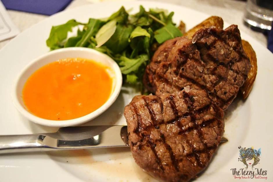 carluccios the walk dubai steak review