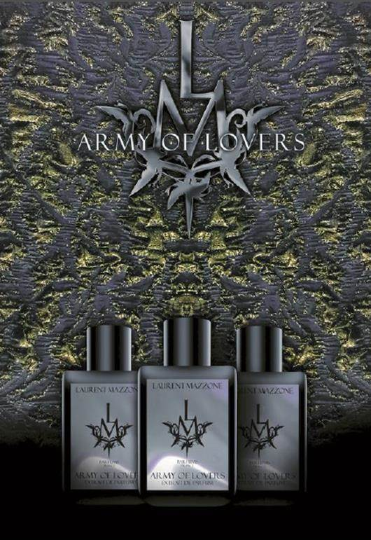 LM Parfums army of lovers