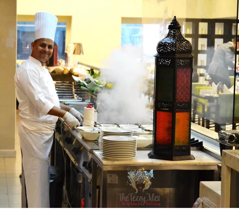 Millenium Plaza Hotel Dubai Metro iftar review (2)