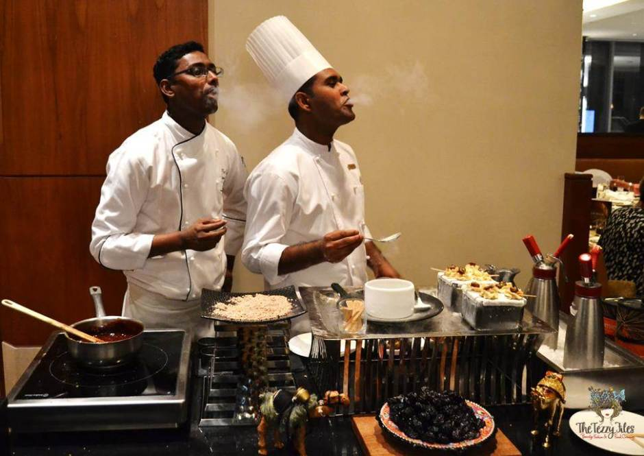 Oberoi Dubai Iftar 2015 review (6)