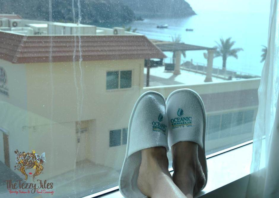 oceanic resort and spa khorfakkan review