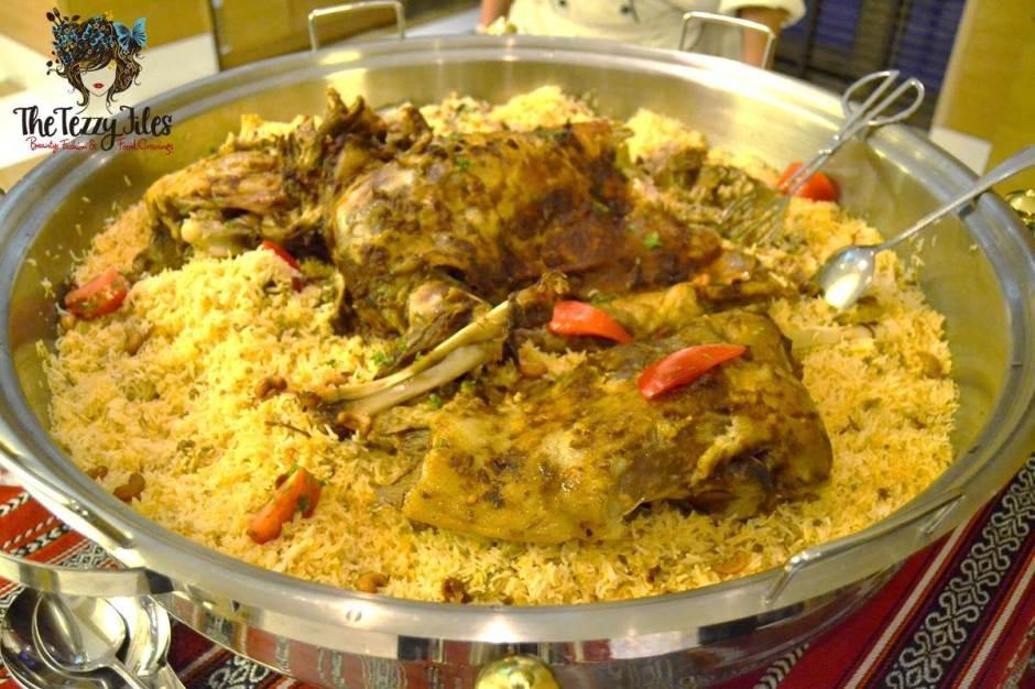 Ramada Plaza JBR Iftar (1)