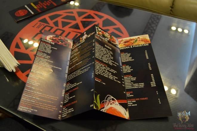 the hub 7 jlt menu