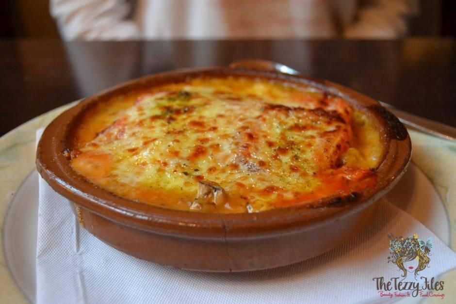 al piccola amsterdam italian restaurant review lasagne