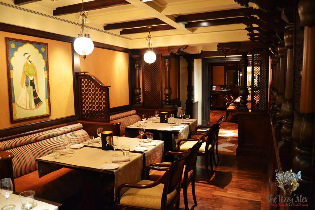 Ashiana by vineet indian fine dining by a michelin star for Ashiana fine indian cuisine
