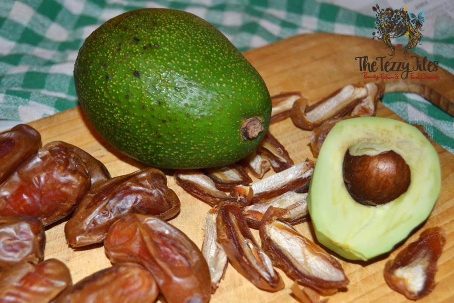 avocado dates