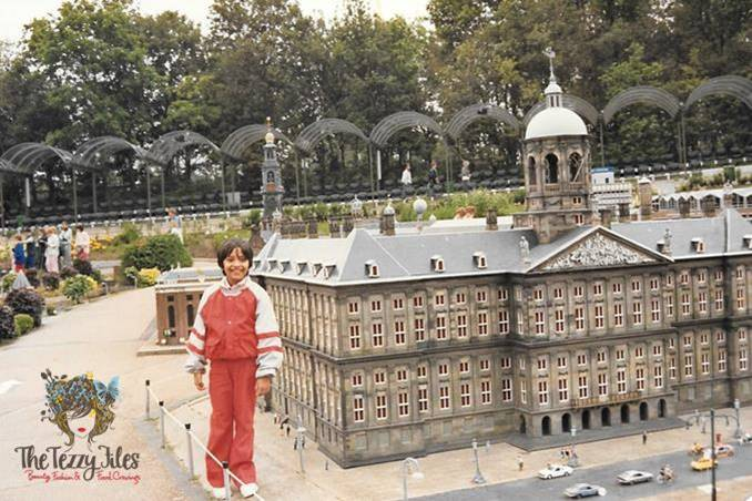 8 year old me at Madurodam.