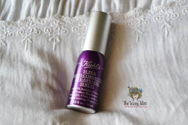 Kiehls super multi corrective eye opening serum review