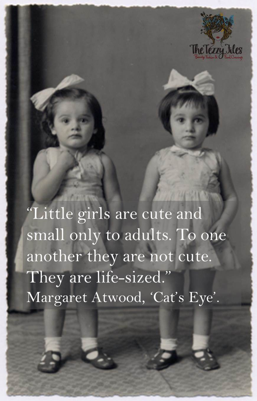 cat eye atwood quotes