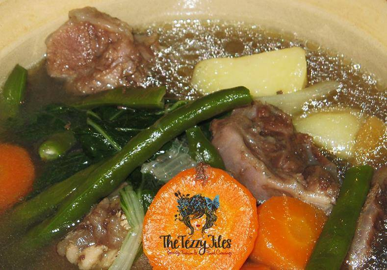 Nilagang Baka sa Buko recipe philipines pinoy recipe beef stew