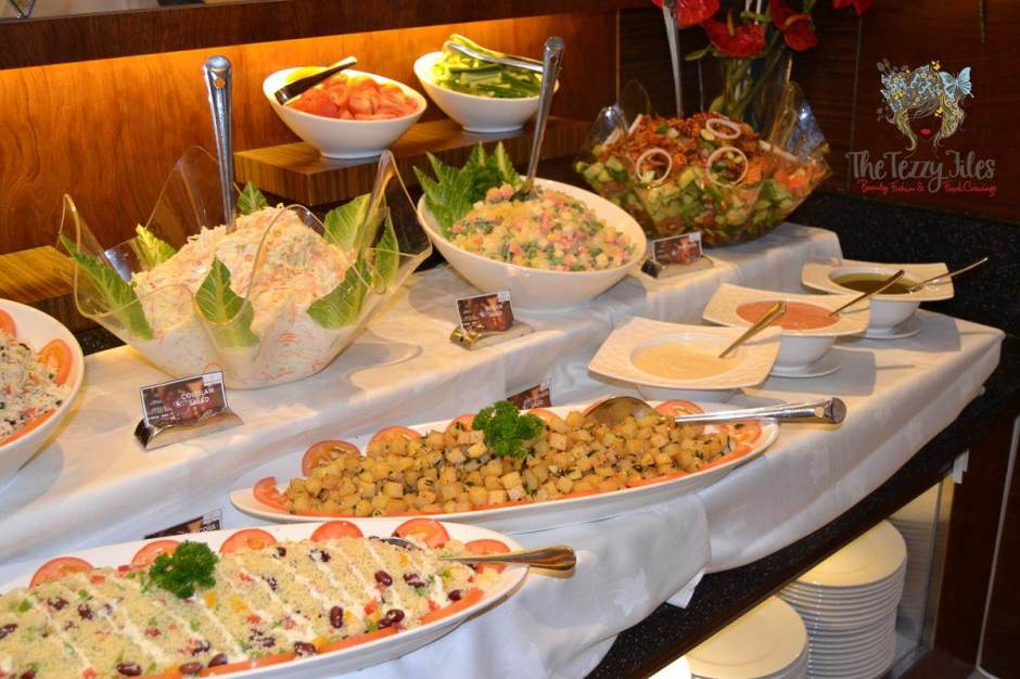 Panorama Emirates Grand Hotel review iftar (2)