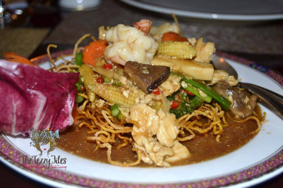 Benjarong Dusit Thani Dubai restaurant review Thai (5)