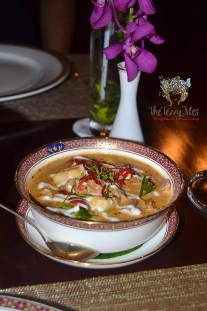 Benjarong Dusit Thani Dubai restaurant review Thai (7)