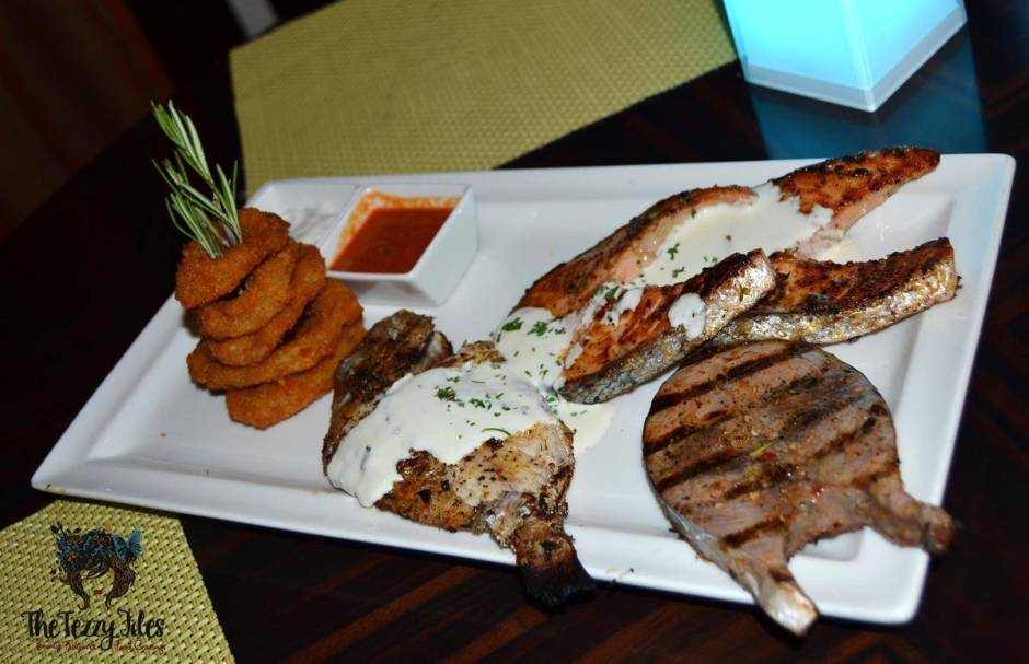 c.taste at centro rotana review grill seafood night thursday