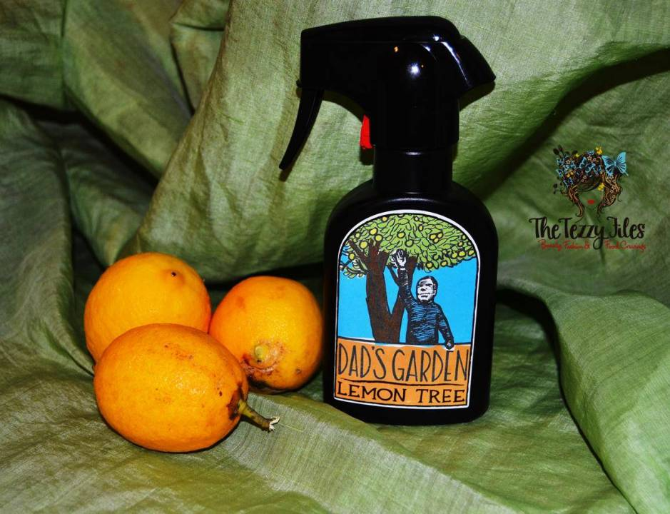 Dad's Garden Lemon Tree by Lush review