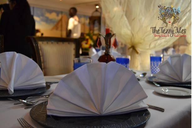 Pharaoh Cafe and restaurant launch arabian courtyard egyptian fine dining dubai review (2)