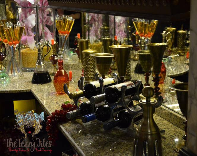 Pharaoh Cafe and restaurant launch arabian courtyard egyptian fine dining dubai review (5)