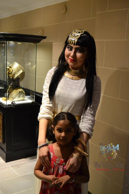 Pharaoh Cafe and restaurant launch arabian courtyard egyptian fine dining dubai review (9)