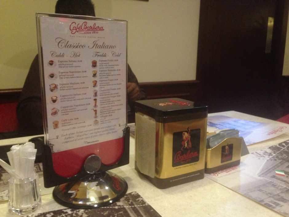 cafe barbera uptown mirdiff mall review opening italian coffee dubai cafe (1)