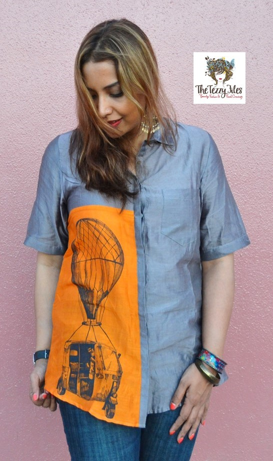 quirkbox auto rickshaw shirt in dubai uae dragon mall fashion blog nine west accessorize desigual (5)