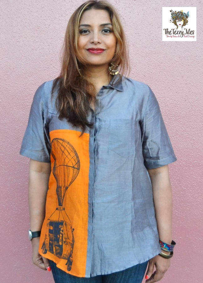 quirkbox auto rickshaw shirt in dubai uae dragon mall fashion blog nine west accessorize desigual (6)