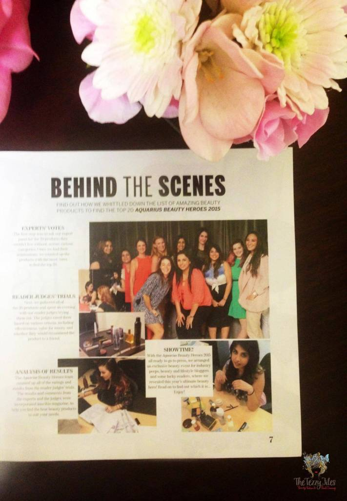 aquarius beauty heroes 2015 behind the scenes reader judges