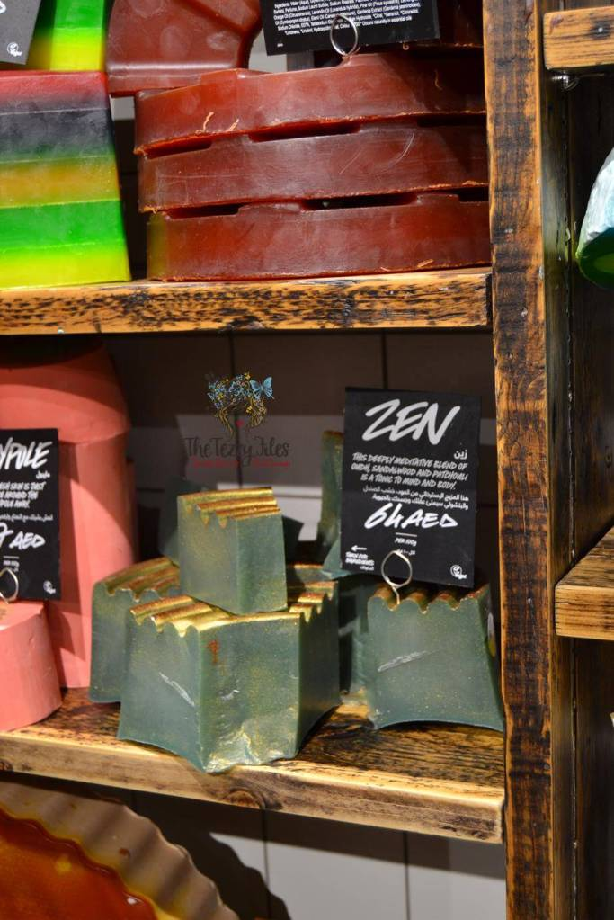 Lush mercato mall dubai opening eco friendly interiors sustainable wood  (11)