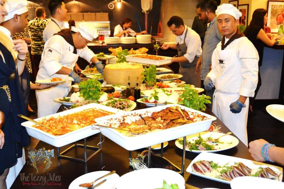 Margherita Pizzeria now open in dubai sheikh zayed road media review launch italian (7)