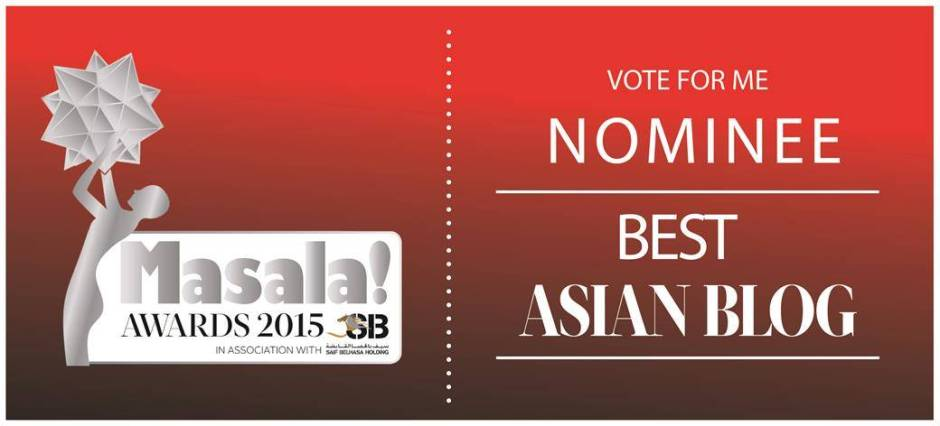 masala nominee vote for me