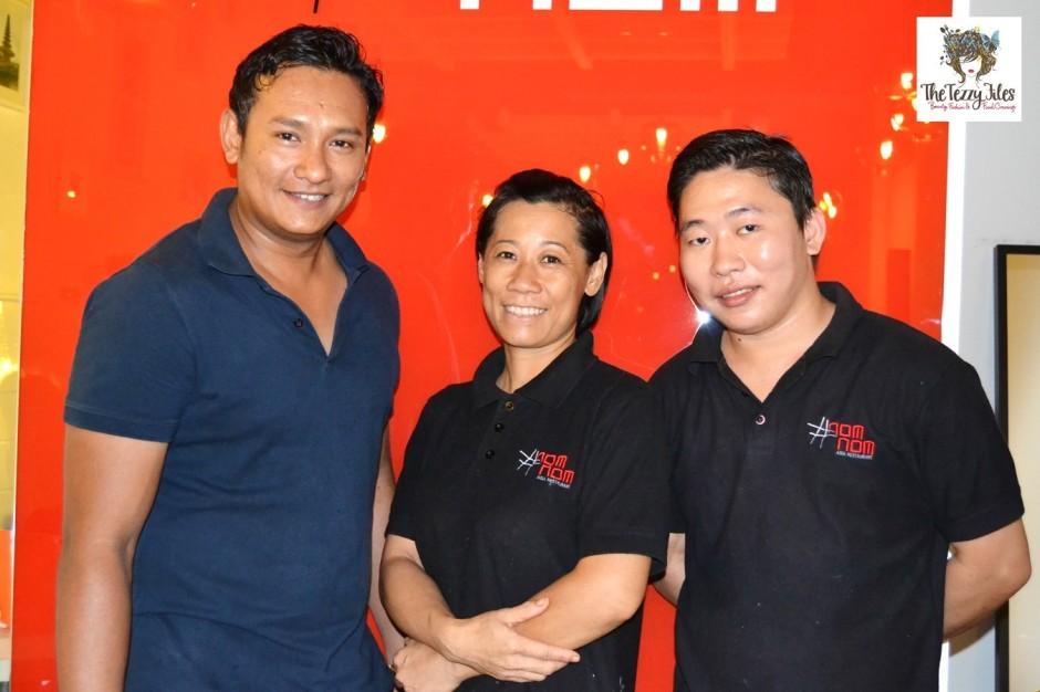Nom Nom Asia Dubai review Al Barsha Indo Chinese Thai restaurant (1)