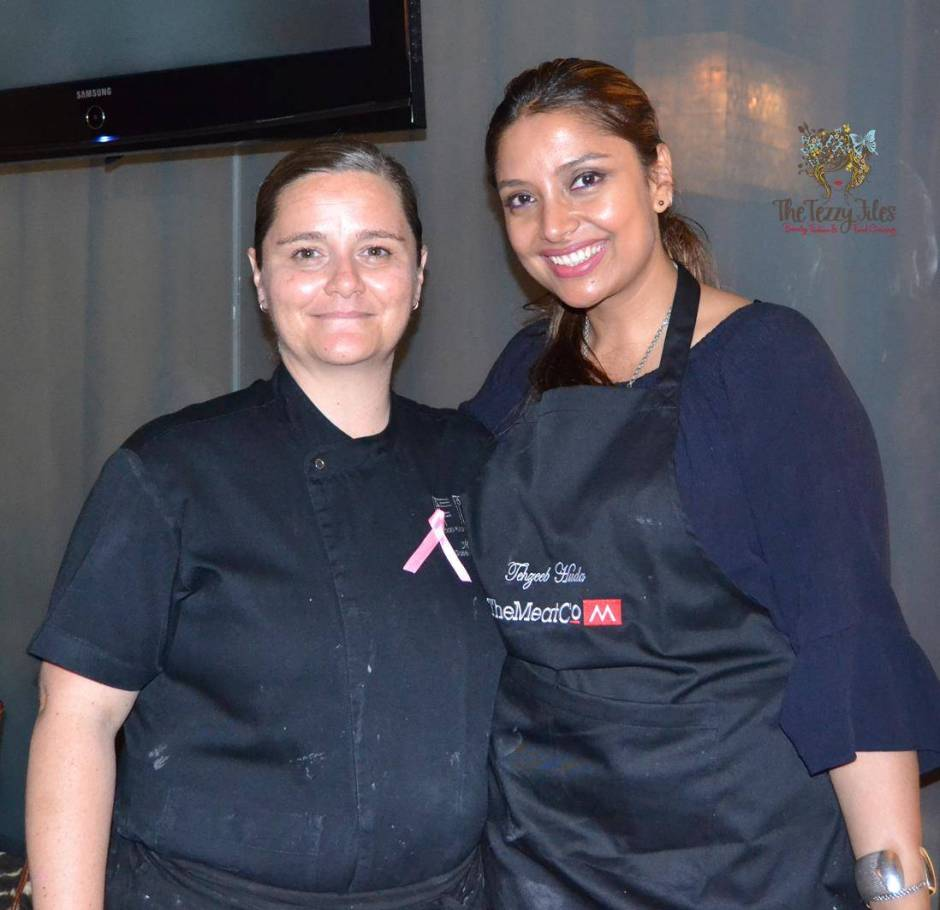 The Meat Co Chef Melanie Smith Global Pastry Chef truffle making recipes breast cancer awareness dubai (1)