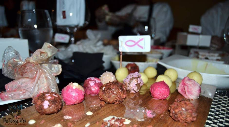 The Meat Co Chef Melanie Smith Global Pastry Chef truffle making recipes breast cancer awareness dubai (7)