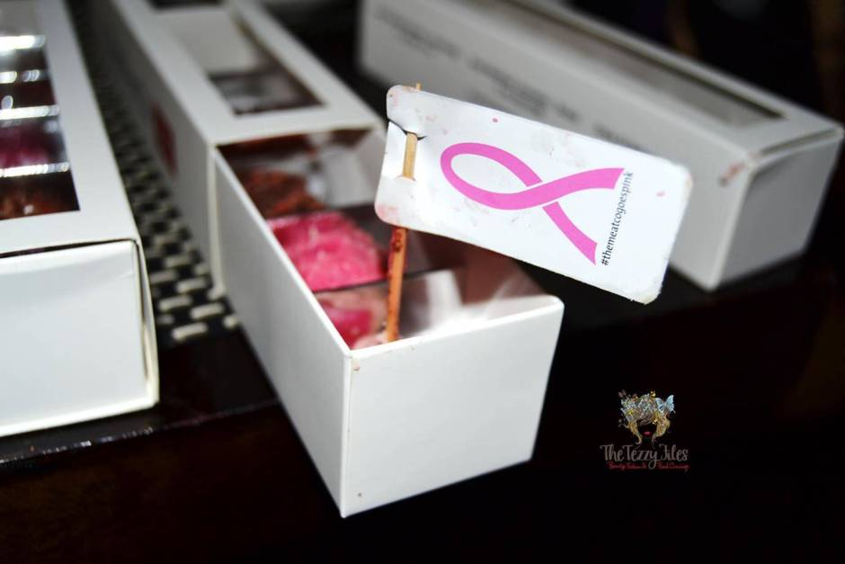 The Meat Co Chef Melanie Smith Global Pastry Chef truffle making recipes breast cancer awareness dubai (9)