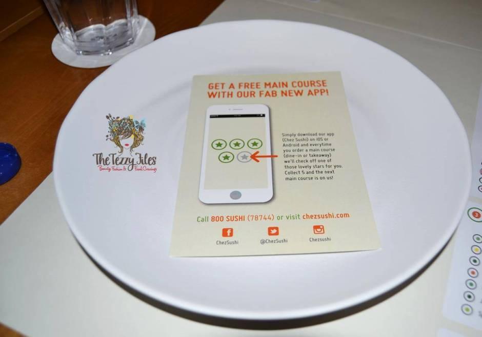 Chez Sushi review Dubai food blog mochi sushi wasabi chopstick training edamame tempura katsu curry (13)
