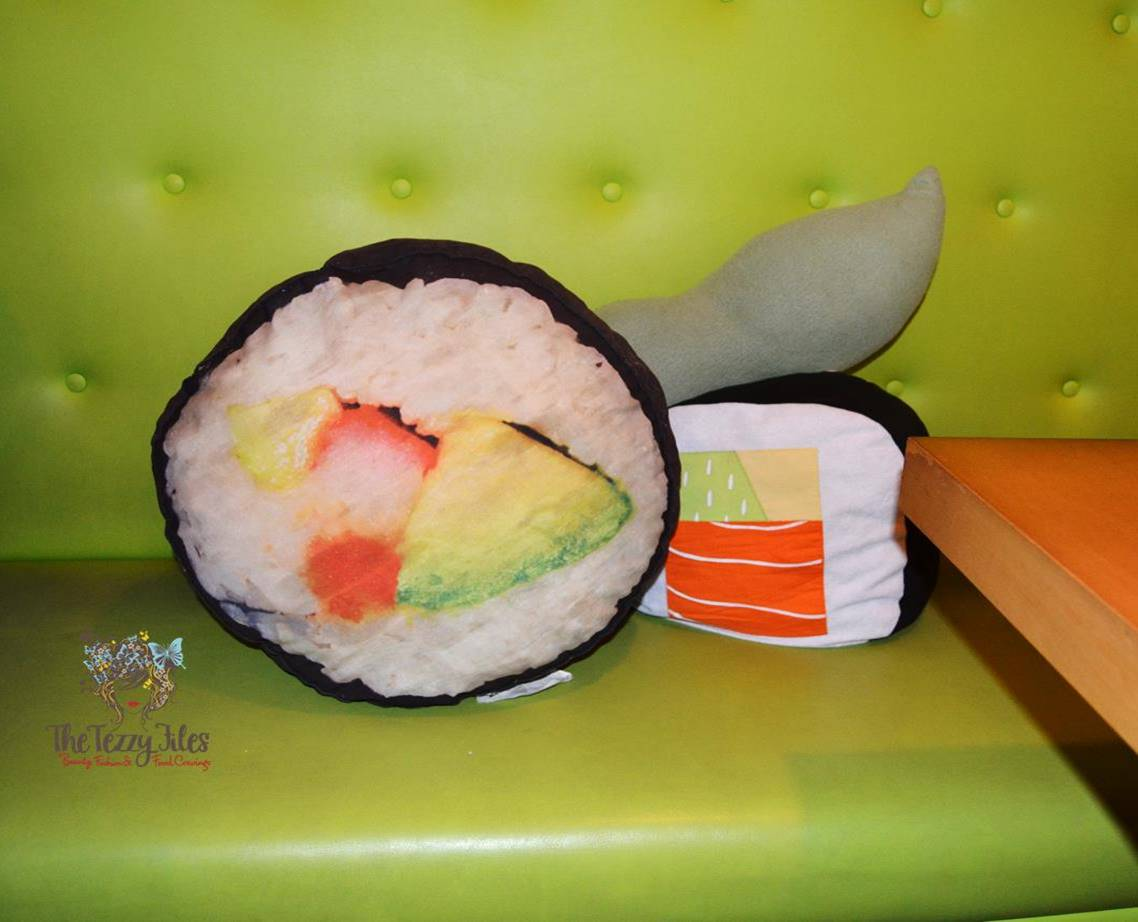 chez sushi roll up your very own creations � the tezzy files