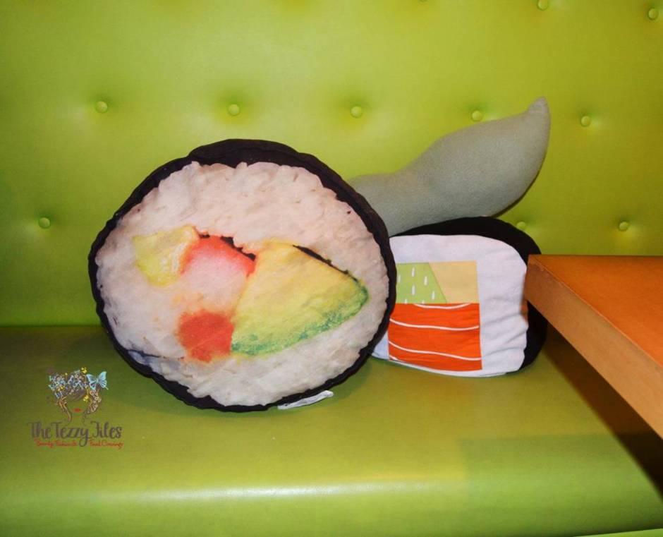 Chez Sushi review Dubai food blog mochi sushi wasabi chopstick training edamame tempura katsu curry (16)