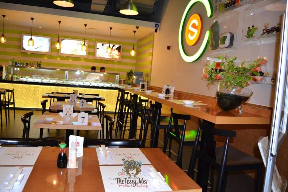 Chez Sushi review Dubai food blog mochi sushi wasabi chopstick training edamame tempura katsu curry (17)