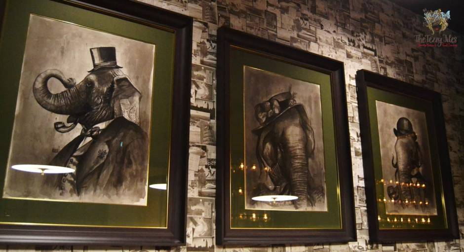 Eloquent Elephant Taj Dubai Christmas Menu review (9)