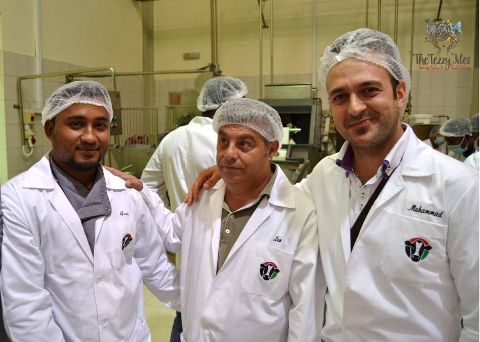 Italian Dairy Products UAE factory visit review (17)