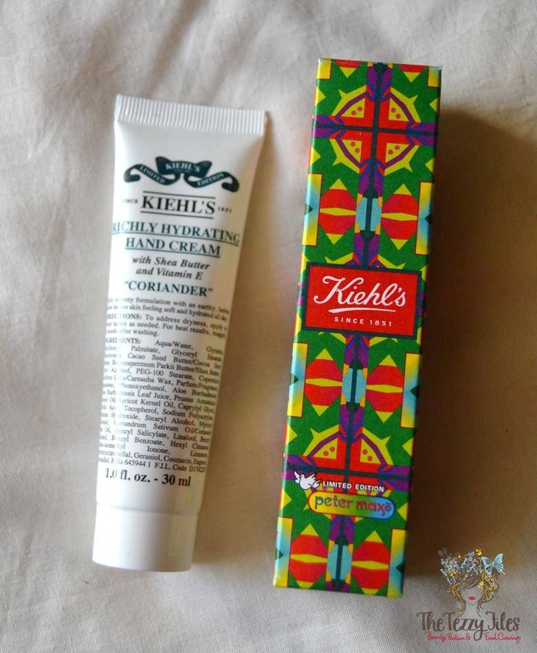 Kiehl's Peter Max beauty review skincare Dubai UAE Christmas gifting fetive limited edition (1)
