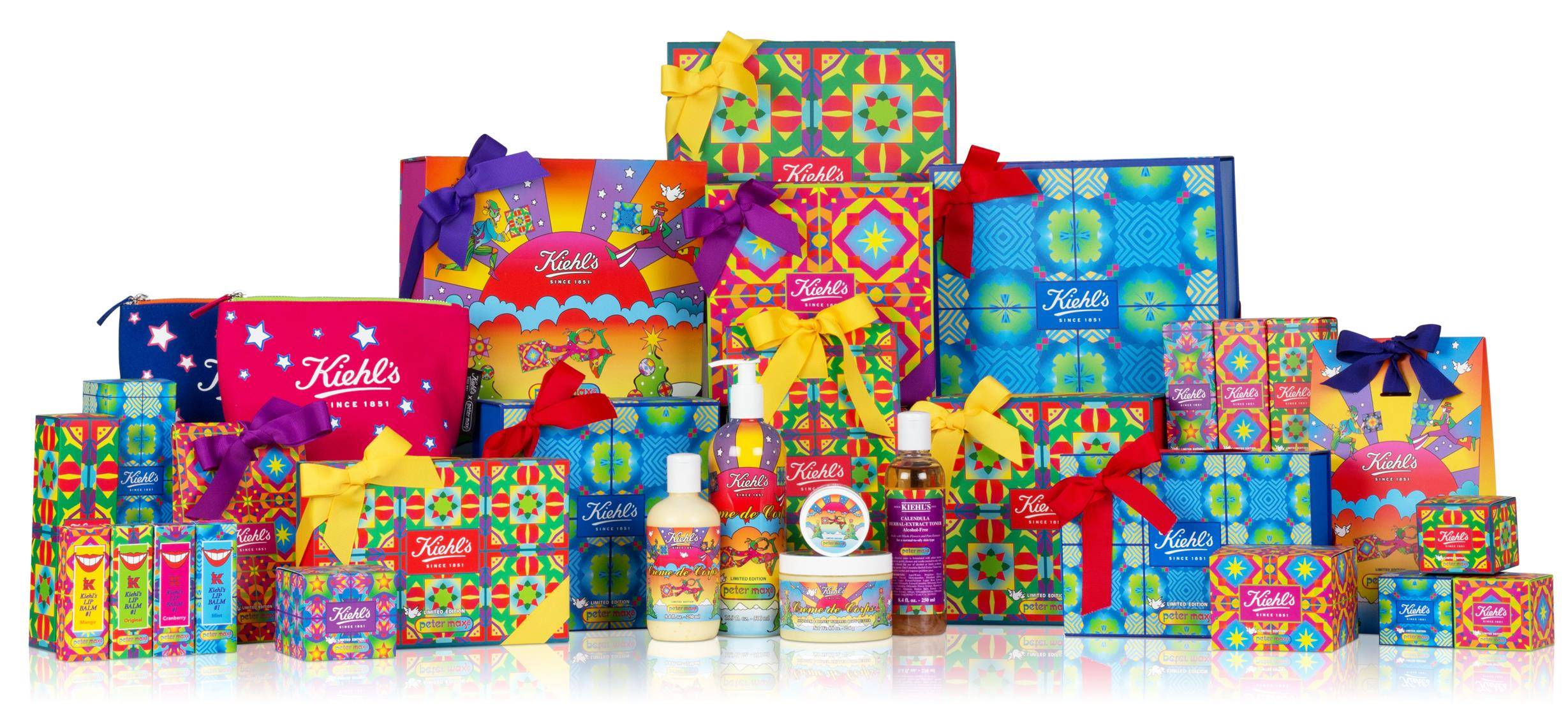 Kiehl's Peter Max beauty review skincare Dubai UAE Christmas gifting fetive limited edition (2)