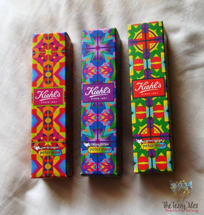 Kiehl's Peter Max beauty review skincare Dubai UAE Christmas gifting fetive limited edition (4)